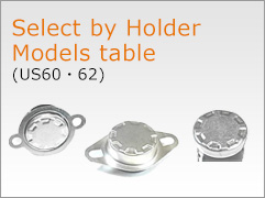 Select by Holder Models(US-60・62)